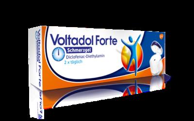 Voltadol Forte Schmerzgel 600x350